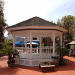 Gazebo at Seaport Village